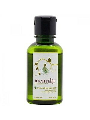 Richfeel Oil For Hair Loss (100ml) FS Branded Lowest Price Top Quality *F$