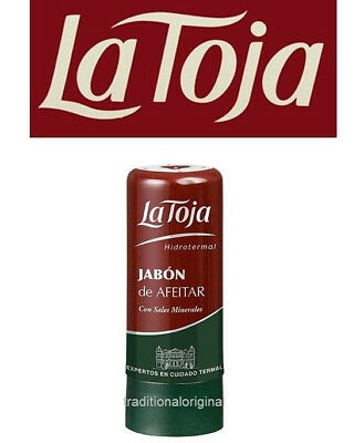 LA TOJA Shaving Soap STICK Shave 50g 1, 2 or 4 sticks Made in Spain New Classic