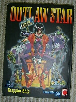 Outlaw Star 2nd Star von Takehiko Ito