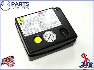 Genuine Toyota Tyre Puncture Emergency Pump Mobility Compressor Inflator