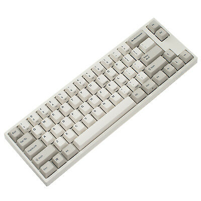 Leopold FC660M PD Mechanical Keyboard Cherry MX Brown Double Shot PBT White