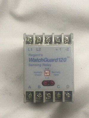 Regent's  WatchGuard 120 - Sensing Relay - NEW