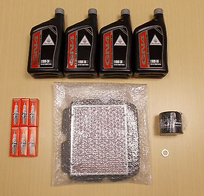 New 2001-2014 Honda GL 1800 GL1800 Goldwing OE Complete Oil Service Tune-Up Kit