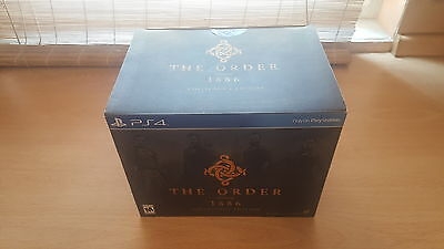 The order 1886 collector edition ps4 nuova