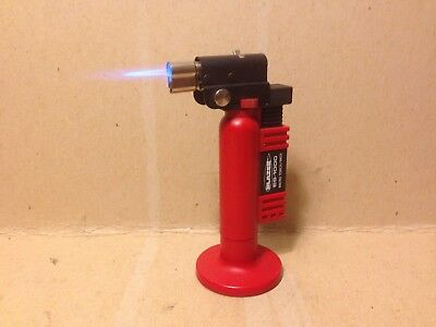 Blazer ES1000 Butane Micro Torch Red Used