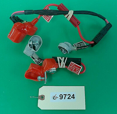 Battery Wiring Harness Invacare Pronto M51 Sure Step Power Wheelchair  #9724