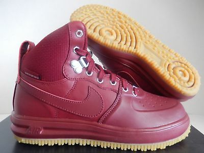 Nike lunar force 1 sneakerboot GS Youth/Womens boots 706803 600 Multiple sizes