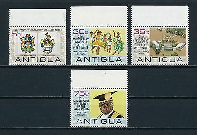 Antigua 325-8 MNH, University of the West Indies, 1974