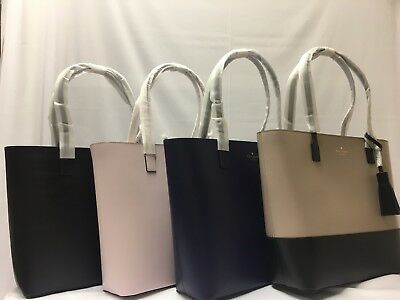 NWT Kate Spade Tori Sawyer Haven Wright Place Karla Maxi Tote