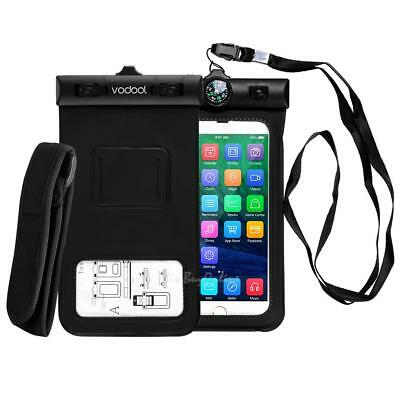 Waterproof Cell Phone Pouch Underwater Dry Bag Case Cover for iPhone Samsung