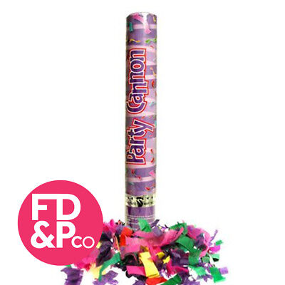 80cm Giant Confetti Shooter Party Wedding Poppers Compressed Air Cannon x10