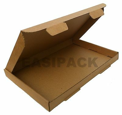 500 x Cardboard Postal Mail Boxes PIP (Large Letter) 320x230x20mm - C4