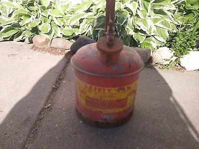 Vintage Safety Gas Can