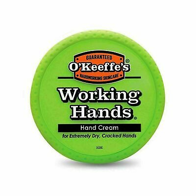 O'Keeffe's Working Hands Healthy Feet Foot Skin Cream Lip Repair Body Lotion