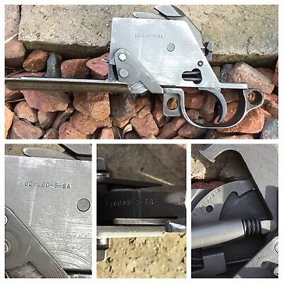 M1 Garand Springfield Armory SA Complete Trigger Group WWII 1941 1942 D28290-5