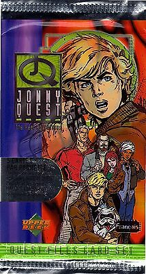 jonny quest trading card pack x27