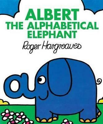 NEW Albert the Alphabetical Elephant By Roger Hargreaves Paperback Free Shipping