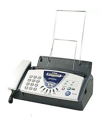 BRAND NEW Brother FAX-575 PLAIN PAPER FAX PHONE COPIER - FAST FREE SHIPPING!