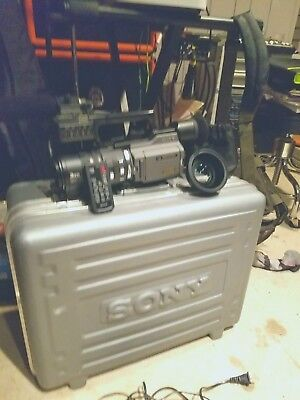 Sony DSR PD170 WITH HARD CASE