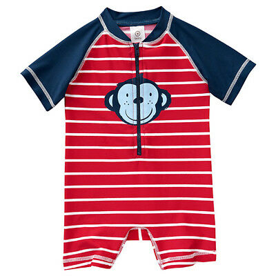 Boys' Unitard Swimsuit - Size 00 or 3-6 Months