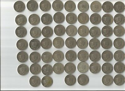 MONORAIL tokens BULK LOT 150 x TNT Sydney Darling Harbour see listing 4 details