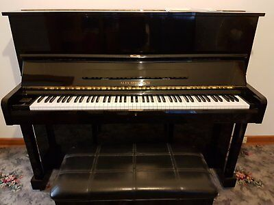 Beautiful Alex Steinbach Piano for Sale