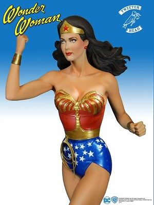 Wonder Woman Maquette Statue Tweeterhead Lynda Carter - In Stock NOW!!!