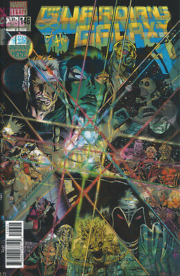 Guardians of the Galaxy #146 Lenticular Homage Variant First Print Legacy