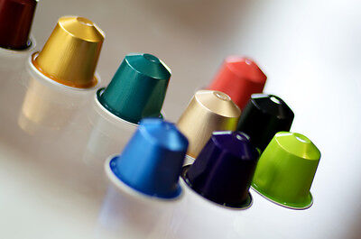 New Original NESPRESSO Capsules Pods All Flavors Kosher. 7 Sleeves Min