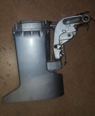 40hp 50hp yamaha outboard mid section / trunk 20 inch