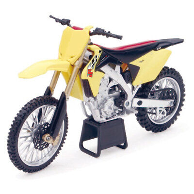 Diecast toy Suzuki RM-Z450 Dirt Bike Motorcycle 1-12 Model by New Ray