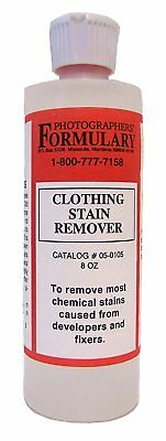 Photographers Formulary 05-0105 Stain Remover 8-ounces