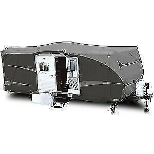 52242 ADCO COVERS RV Cover For Travel Trailers - $209 08