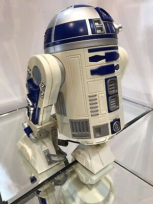"Star Wars R2-D2  Vintage Telephone 'not Working',1997 Awesome  ""rare Rare"""