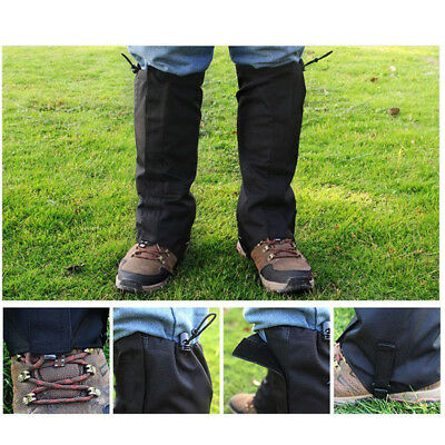 Snow Snake Waterproof Boots Unisex High Legging Gaiters For Camping Fishing 2017