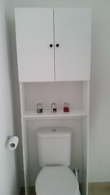 Over toilet shelf and cabinet Westbrook brand