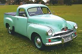 Car Cover Holden FJ FX Ute 1953-1956 INDOOR show dust protection