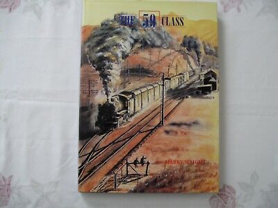 "New South Wales Railways ""The 59 Class"" Hardcover Book..A New Copy"