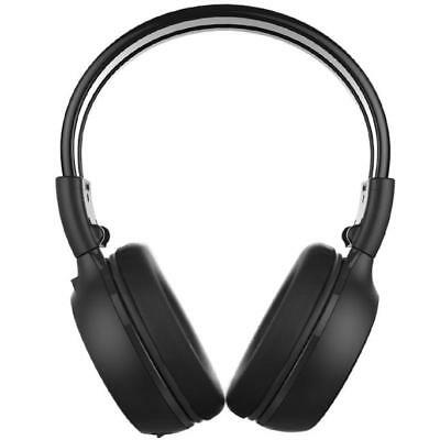Foldable Stereo Bluetooth Wireless Headset/Headphones With Call Mic/Microphone