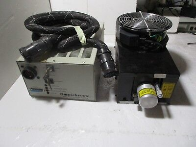 Melles Griot 532-AP-A01 Laser with Omnichrome ION Laser Power Supply 170B-230G