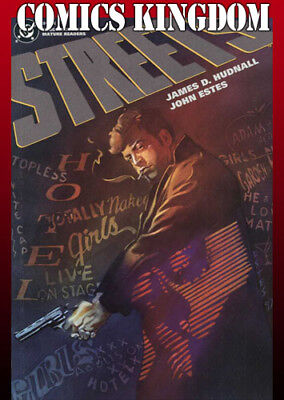 Streets Comic Set #1-3 VF
