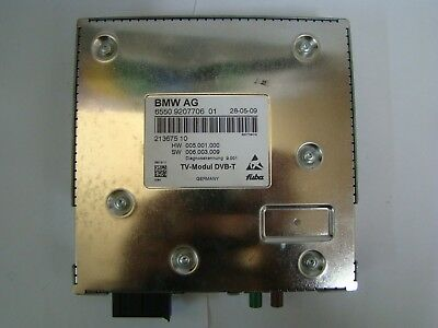 BMW AG TV modul DVB-T	 6550 9207706 01