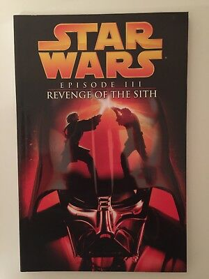 Star Wars - Episode III 3 Revenge Of The Sith Graphic Novel