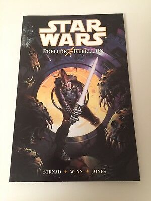 Star Wars - Prelude To Rebellion Graphic Novel