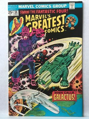 Marvel's Greatest Comics # 56 VF/NM Fantastic Four # 74 Free Postage