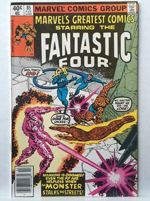 Marvel's Greatest Comics # 85 VF/NM Fantastic Four # 105 Free Postage