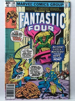 Marvel's Greatest Comics # 88 VF/NM Fantastic Four # 108 Free Postage
