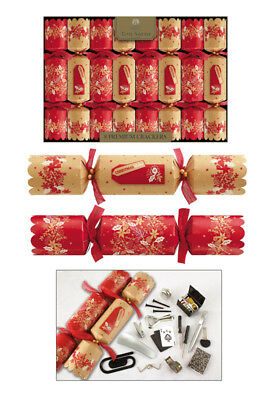 Tom Smith Christmas Crackers 8 x 12.5 Kraft Premium Crackers