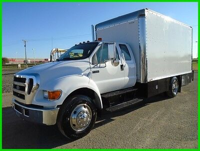 2006 Ford F750 XL Lube Truck Used