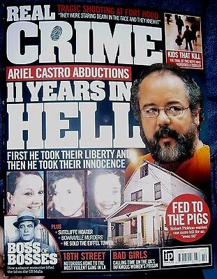 Real Crime Magazine Issue 14 (new) 2016